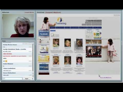 2012.10.25 Pažintis su eTwinning (I dalis, pilnas)