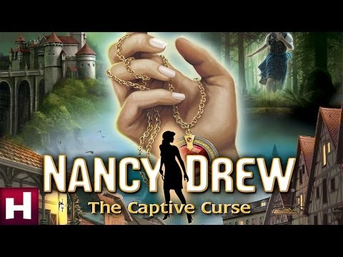 Nancy Drew: The Captive Curse - Trailer