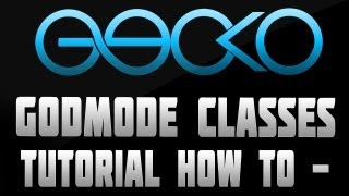 How To Get God Mode Classes On MW3 FULL TUTORIAL