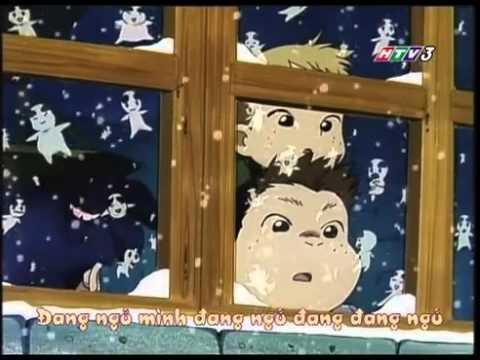 [HTV3 Lồng tiếng] Bubu Chacha - Tập 1 (Part 2)- Người bạn tuyết trên đỉnh núi!.