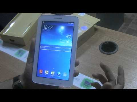 Samsung Galaxy Tab 3 Lite 7.0 Review HD ( in ROmana ) - www.TelefonulTau.eu -