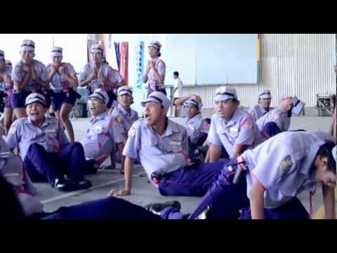 Skimmers Cheering 2012