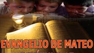 EVANGELIO DE MATEO LA BIBLIA DRAMATIZADA REINA VALERA