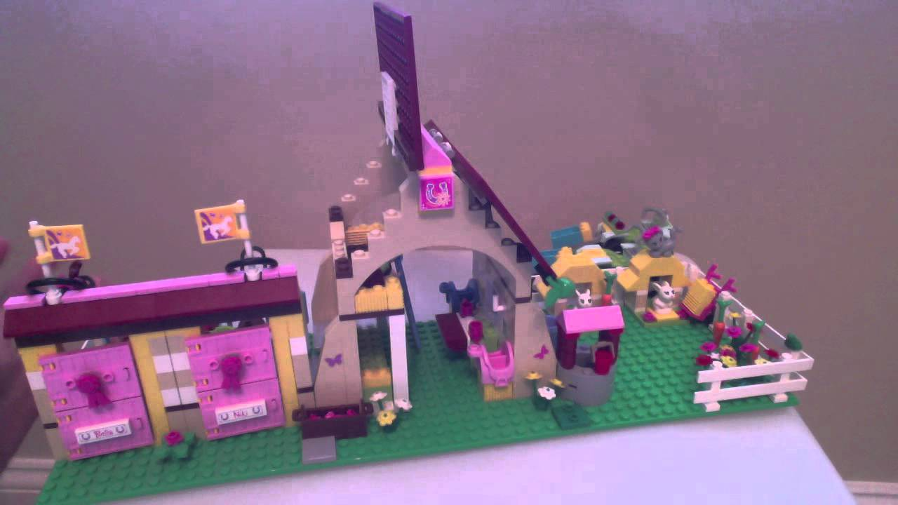 Lego friends hotel for Lovely hotel