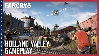 Far Cry 5 - Holland Valley Gameplay
