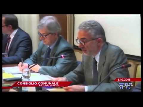 CONSIGLIO COMUNALE VITTORIO VENETO - Seduta del 6.10.2015