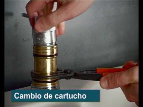 Monocomando de cocina youtube for Repuesto llave monomando