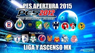 DESCARGAR PES 12 (ANDROID) FULL MOD 2014 (COPA MX, ASCENSO
