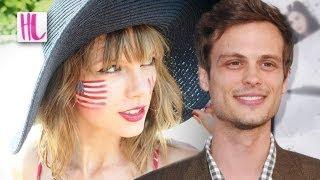 Taylor Swift Cozies Up To New Guy In Her Sexy Bikini