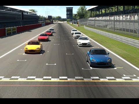 Hình ảnh trong video GT6 - Online Race - LYN Community - Monza