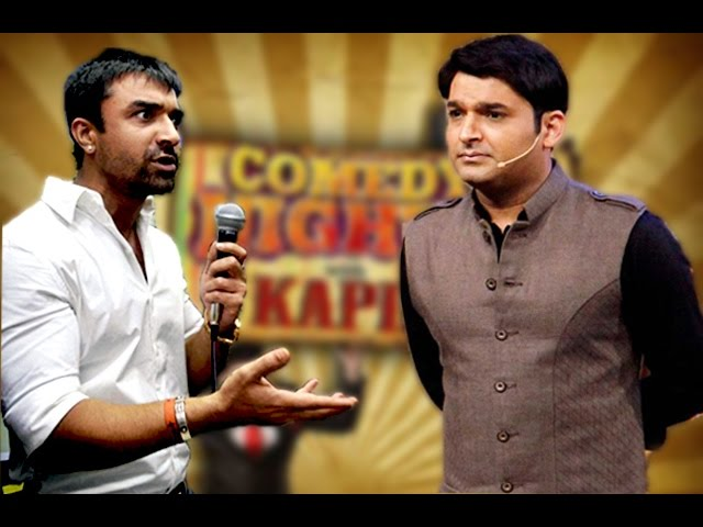 Aijaz Khan ABUSED Kapil Sharma On His Show Comedy Nights With Kapil!