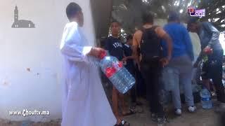 غريب ..كيخرج الماء من دارو و كيبيعو لزوار المقبرة فكازا   |   بــووز