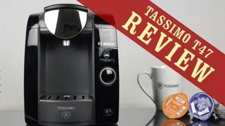 Tassimo T47 Review Single Cup Home Brewing System By