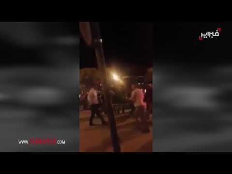 اعتقال آخر بمدينة الحسيمة