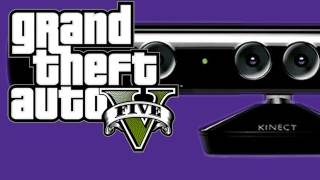 Grand Theft Auto V Kinect Trailer - EXCLUSIVE!