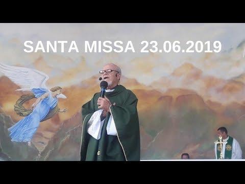 Santa Missa | 23.06.2019 | Padre José Sometti | ANSPAZ
