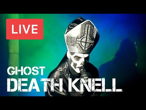 Ghost - Death Knell Live in [HD] @ Brixton Academy - London 2013