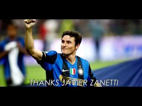Javier Zanetti - Memories In Inter | 1995-2014 | HD
