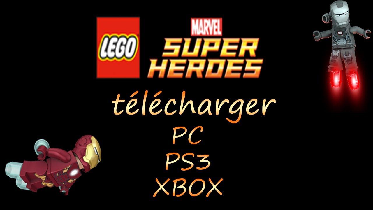 Lego Marvel Super Heroes: Téléchargement Gratuit [PC/PS3/XBOX] [Novembre 2013]