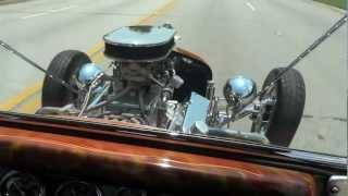 T-Bucket HOT ROD Flames & Fun