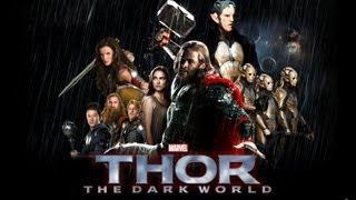Thor : The Dark World Official Trailer HD (Hindi Version