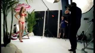 Super Model Commercial