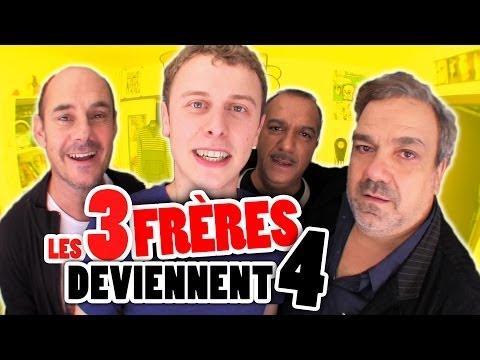 Image video NORMAN - LES 3 FRÈRES DEVIENNENT 4