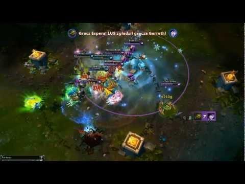 League Of Legends AOE ultimates (power of cc skills), AMUMU steal blue buff