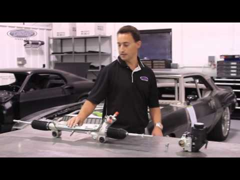 Detroit Speed, Inc. - Tech Series - Steering Components