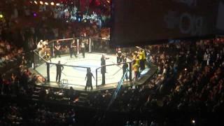 UFC RIO 142 Aldo Vs Mendes HSBC Arena 14/01/2012