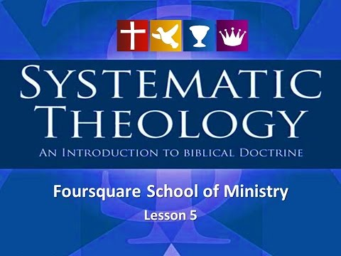 Systematic Theology - Lesson 7 - Problem of Evil & Angelology