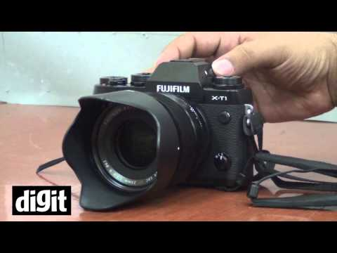FujiFilm X-T1 - Review