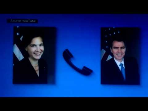 "American Diplomat Victoria Nuland Saying ""Fuck The EU"""