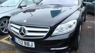 2013 Mercedes-Benz CL-Class videos
