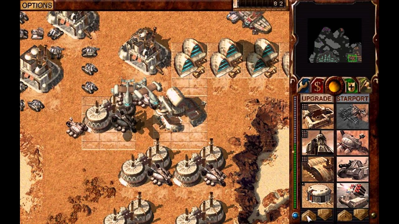 Dune 2000 Ixian Campaign Mission 5 [Easy Settings] - YouTube