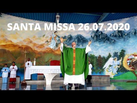 Santa Missa | 26.07.2020 | Domingo | Padre José Sometti | ANSPAZ