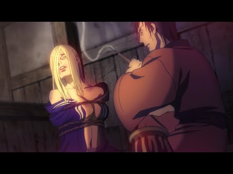 Top 10 Samurai Anime with Violence and SeX