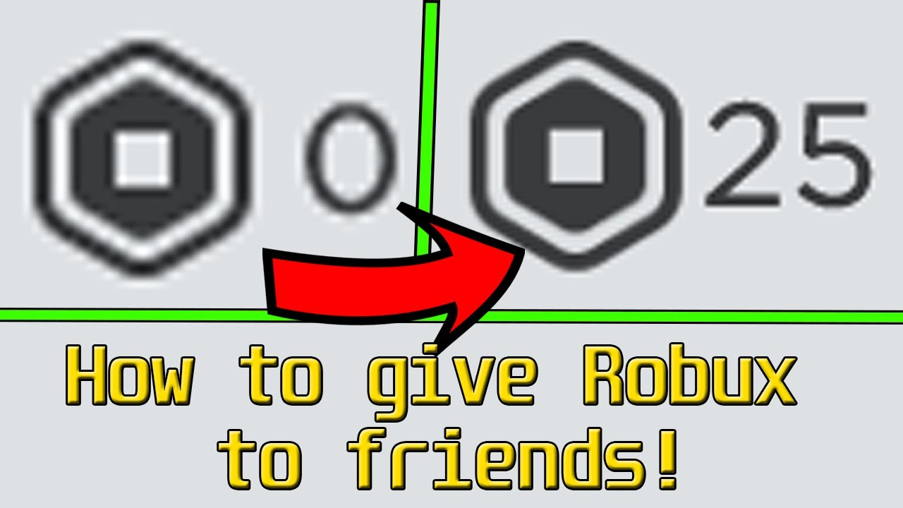 Can You Give People Robux