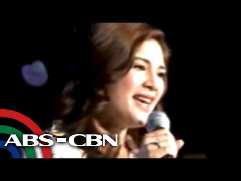 Vina Morales sings at Dolphy tribute