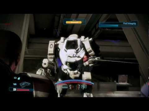 A Look at the Mass Effect 3 Beta Campaign   Saving the Krogan Female Mission -bjMq8x7nYLA