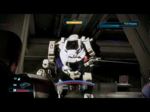 A Look at the Mass Effect 3 Beta Campaign   Saving the Krogan Female Mission -bjMq8x7nYLA