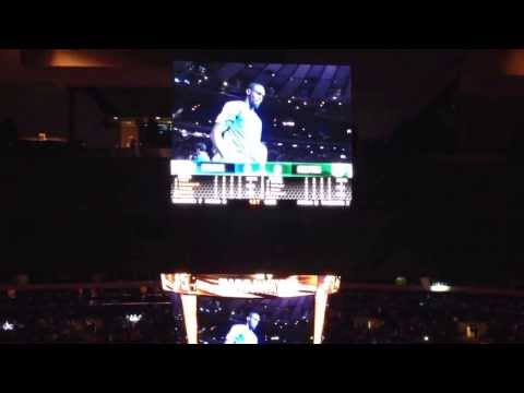 Presentazione New York knicks vs Boston celtics