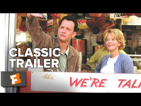 You've Got Mail (1998) Official Trailer - Tom Hanks, Meg Ryan Movie HD