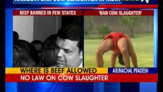 Ban slaughter, give national status to cow: Baba Ramdev