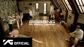 Big Bang - We belong together