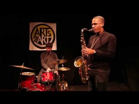 James Brandon Lewis & Haim Peskoff - Arts For Art / Evolving Music, NYC