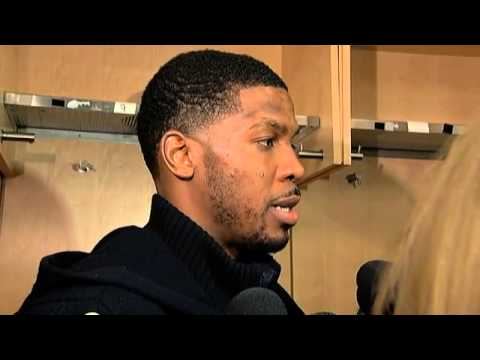 Joe Johnson discusses Brooklyn Nets' win over New York Knicks