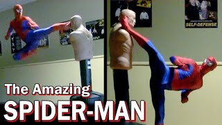 Taekwondo / Kickboxing Spider-Man (original)
