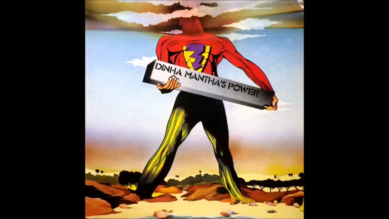 Daniel Janin Dinha Manthas Power