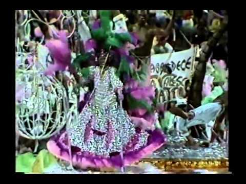 Mangueira - Desfile das Campeãs 1986 - Caymmi Mostra ao Mundo o Que a Bahia Tem e a Mangueira Também